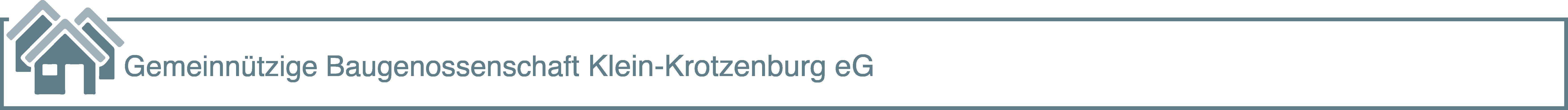 Baugenossenschaft Klein-Krotzenburg